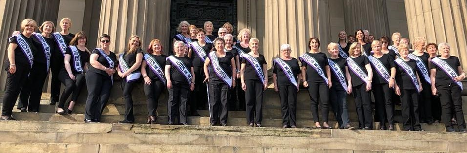 Liverpool Community and Bangor Ladies Choirs