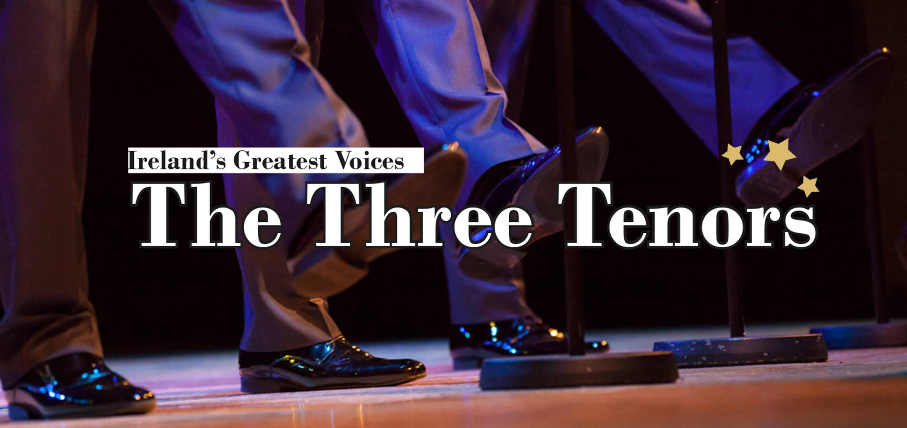 Three Tenors Ireland logo